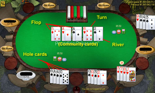 how to play high low omaha poker